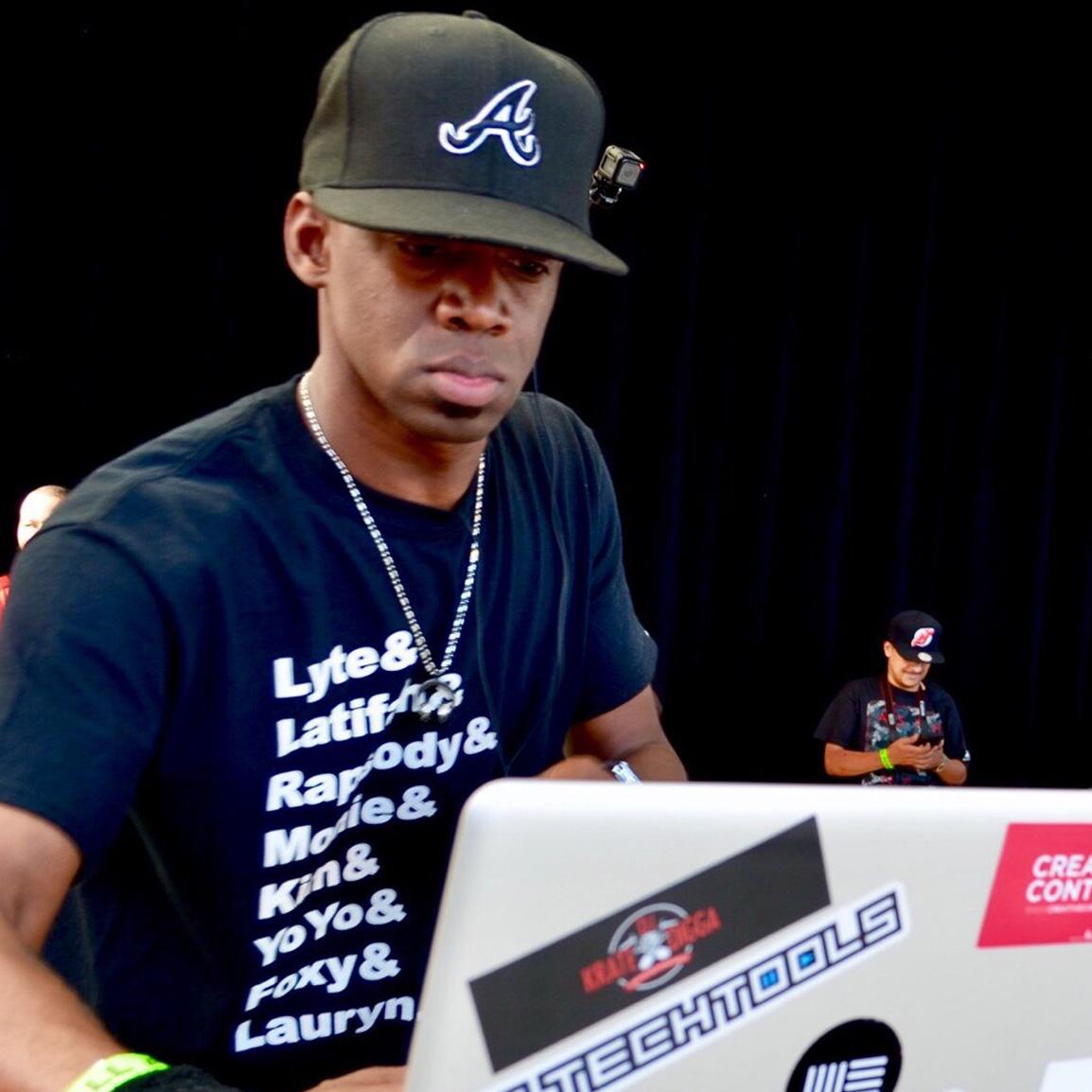 DJ Krate Digga